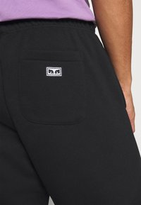 Obey Clothing - KYOTO - Tracksuit bottoms - black - 3