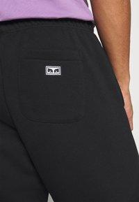 Obey Clothing - KYOTO - Pantalones deportivos - black - 3