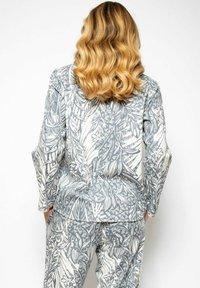 Cyberjammies - Pyjama top - grey leaf - 2