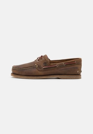 Scarpe da barca - mid brown