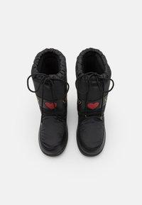 Love Moschino - Winter boots - nero - 4