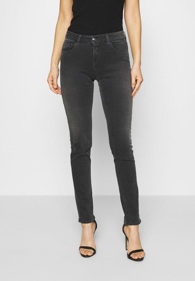 FAABY - Jeans slim fit - dark grey