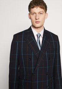 Paul Smith - GENTS JACKET CHECKED - Suit jacket - dark blue - 5