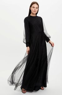 DeFacto - Maxi dress - black - 0