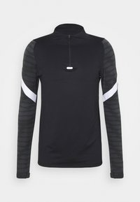 Nike Performance - Sports shirt - black/anthracite/white - 0
