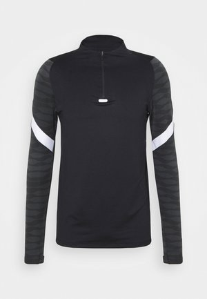 Sports shirt - black/anthracite/white