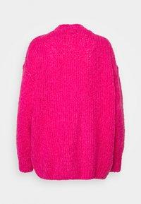 American Vintage - TUDBURY - Cardigan - pinky chine - 1