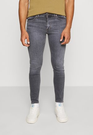 EVOLVE - Jeans slim fit - grey denim