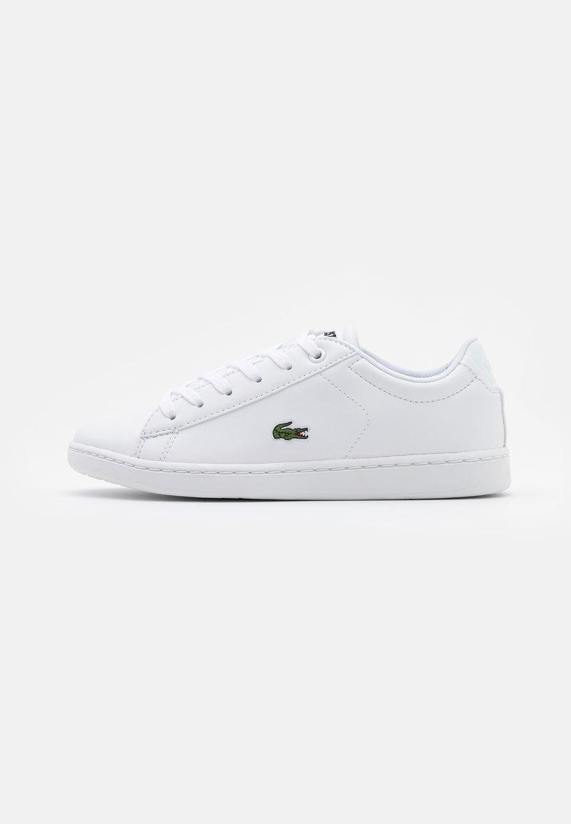 Lacoste - CARNABY EVO - Tenisky - white