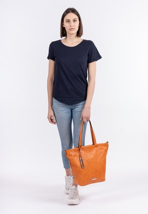 ERNA - Shopping bag - orange