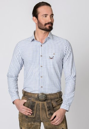 MANOLO - Shirt - blue