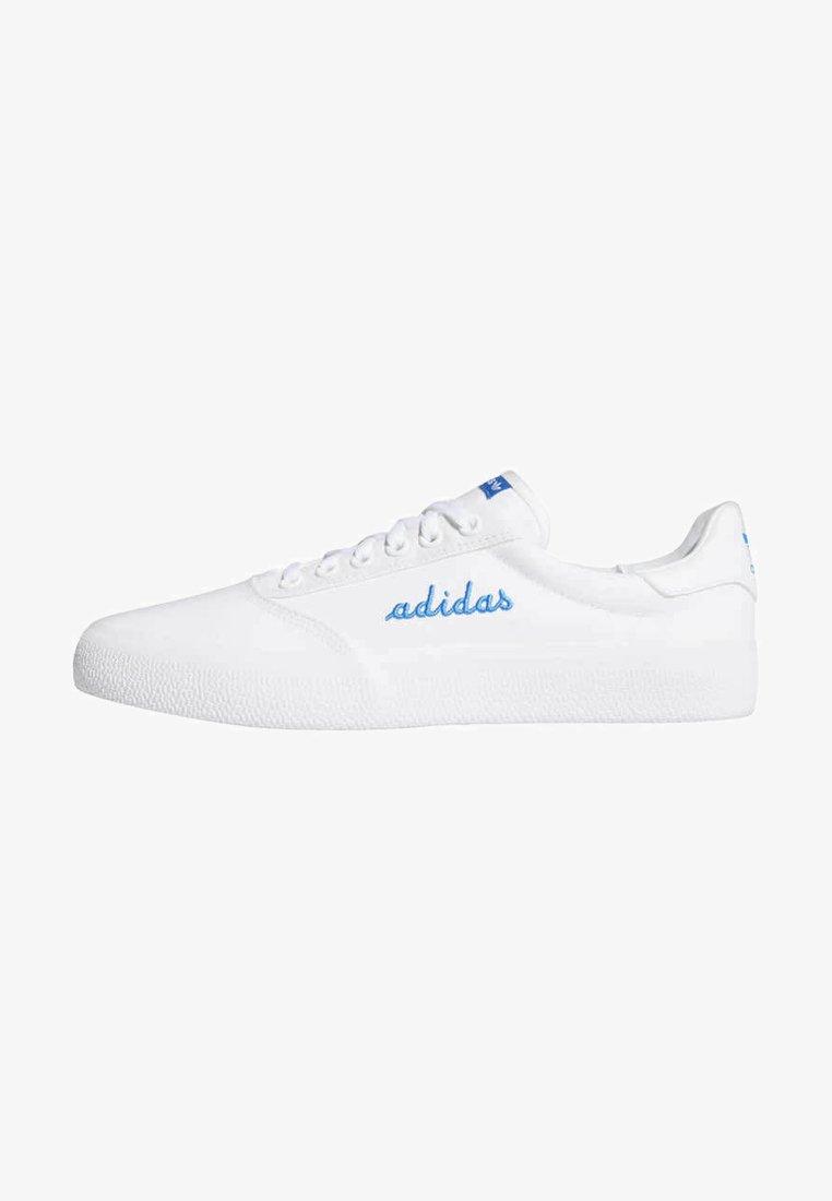 adidas Originals - 3MC - Sneakers laag - white/blue