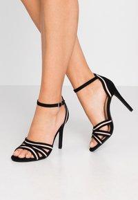 Anna Field - Højhælede sandaletter / Højhælede sandaler - black - 0