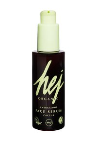 Hej Organic - CACTUS ENERGIZING FACE SERUM 30ML - Dagcreme - neutral - 1