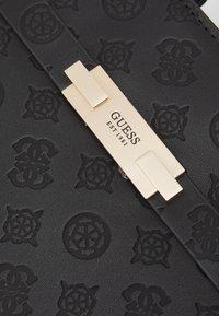 Guess - BEA SOCIETY - Handbag - black - 4