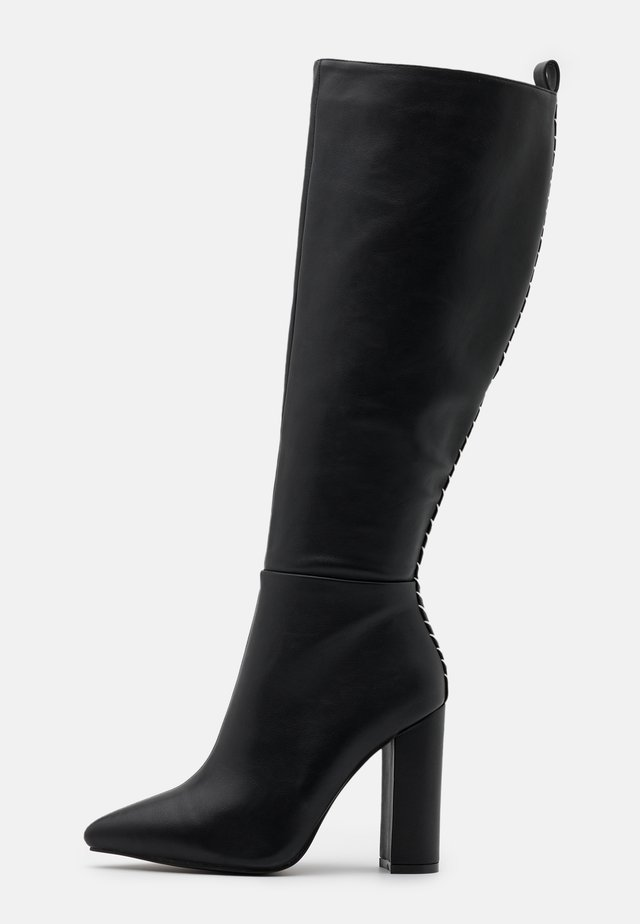 WIDE FIT  - Botas - black