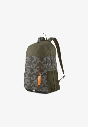 STYLE BACKPACK UNISEX - Rucksack - forest night-camo aop
