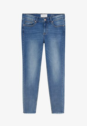 ANDREA - Slim fit jeans - Medium blue