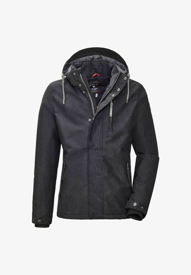 Outdoor jacket - schwarz (00200)