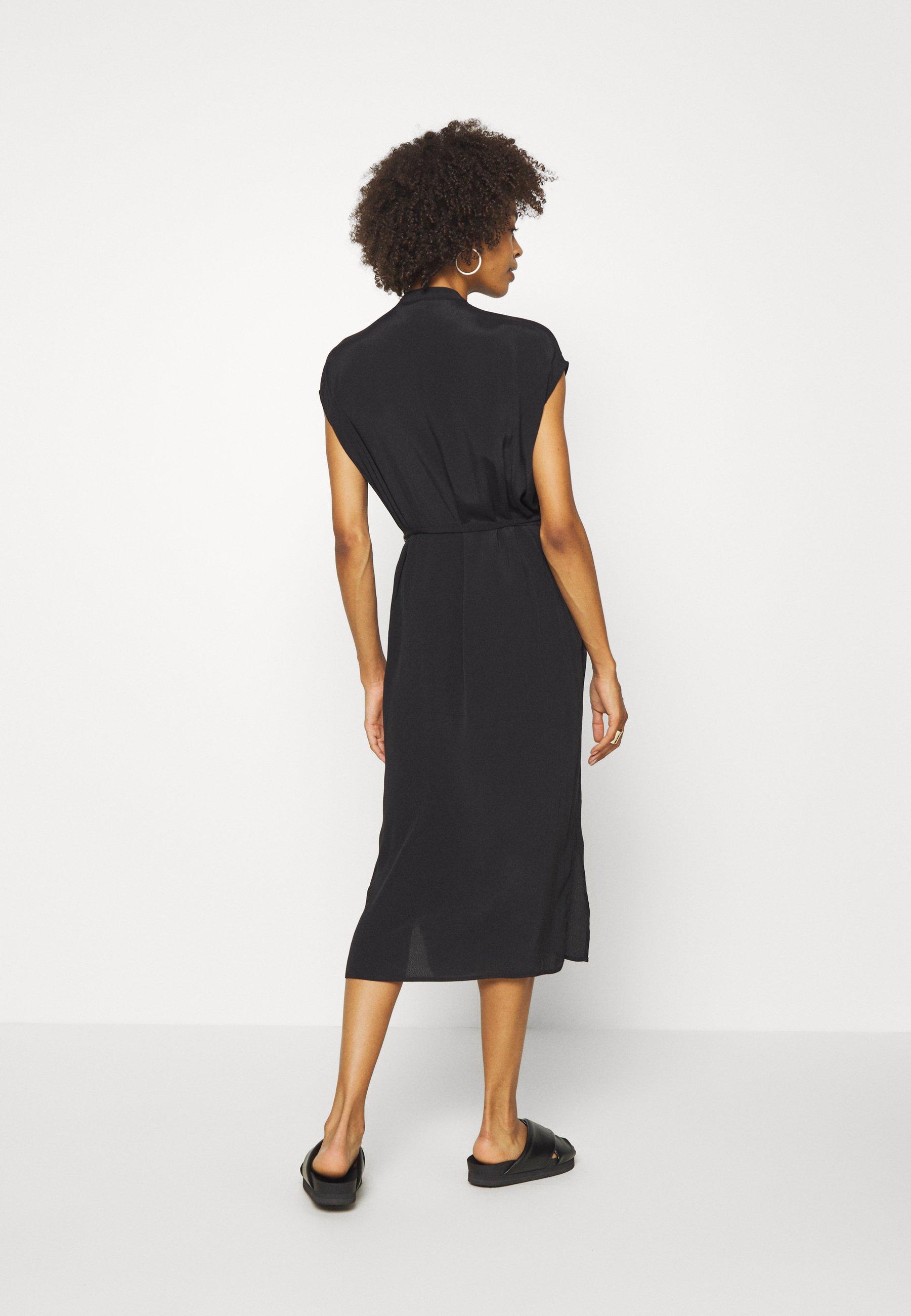 someday. QUITO - Robe chemise - black
