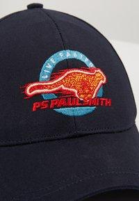 PS Paul Smith - MEN BASEBALL CHEETAH - Cap - navy - 6