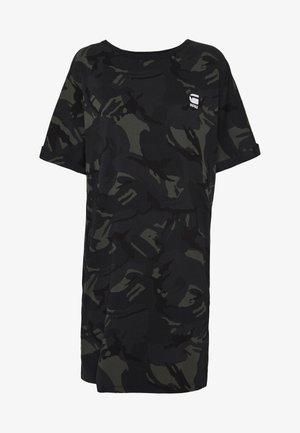 JOOSA DRESS R WMN S/S - Jersey dress - khaki