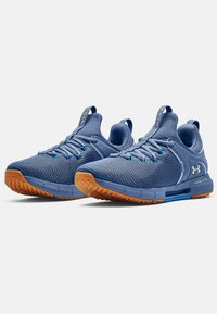 Under Armour - HOVR RISE - Neutral running shoes - mineral blue - 1