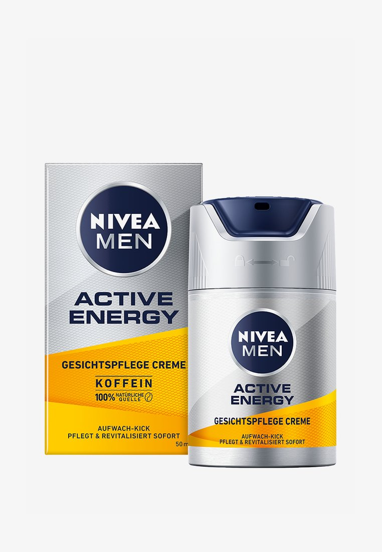 Nivea Men - ACTIVE ENERGY FACE CARE CREAM - Face cream - -