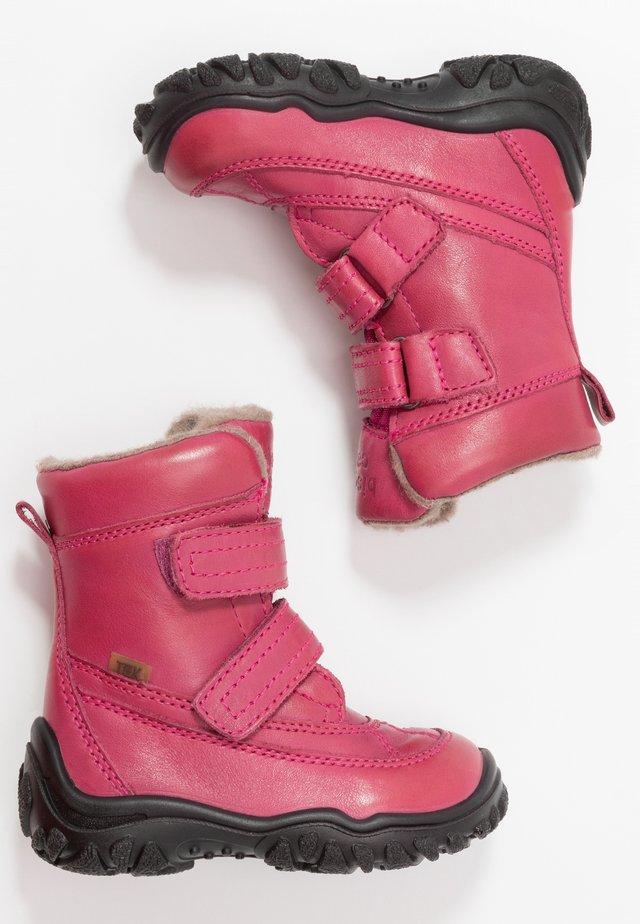 TEX - Zimní obuv - pink