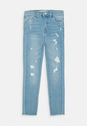 720 HIGH RISE SUPER SKINNY - Jeans Skinny - blue