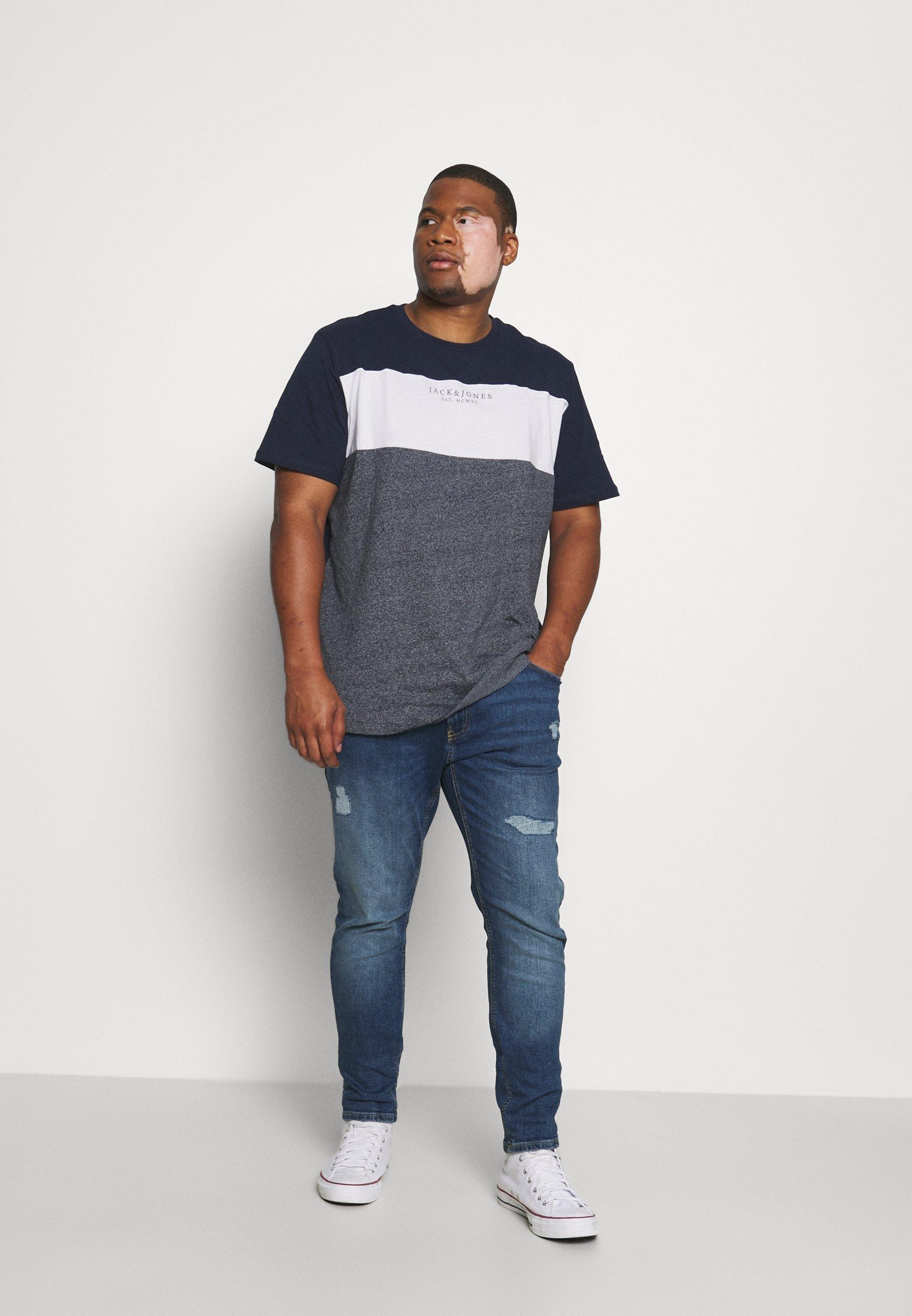 Uomo JJILIAM JJORIGINAL - Jeans slim fit