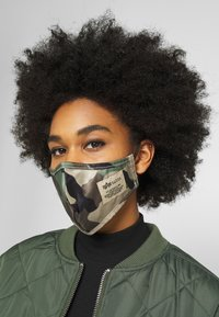 Alpha Industries - FACE MASK UNISEX - Tygmasker - mixed colors - 3