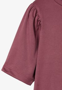 Name it - Basic T-shirt - wild ginger - 2