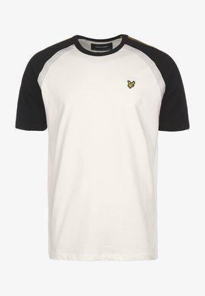 T-shirt print - vanilla ice