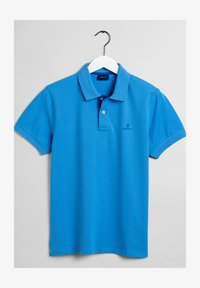 GANT - RUGGER - Polo shirt - stoned blue - 1