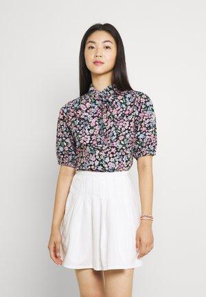 ROSEGARDEN - Button-down blouse - thistle