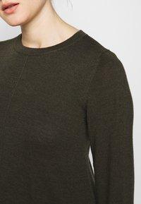 Repeat - DRESS - Jumper dress - khaki - 5