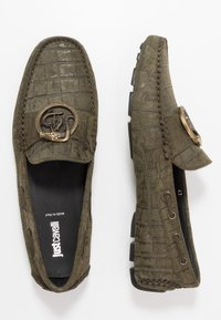 Just Cavalli - Mocassins - kambu green - 1