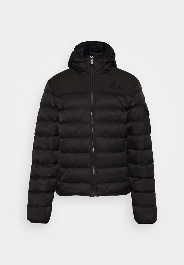 LASSEN PADDED JACKET - Chaqueta outdoor - black