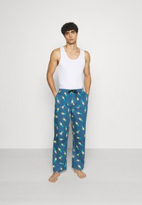 Lousy Livin Underwear - PANT ANANAS - Pyjama bottoms - blue dive - 1