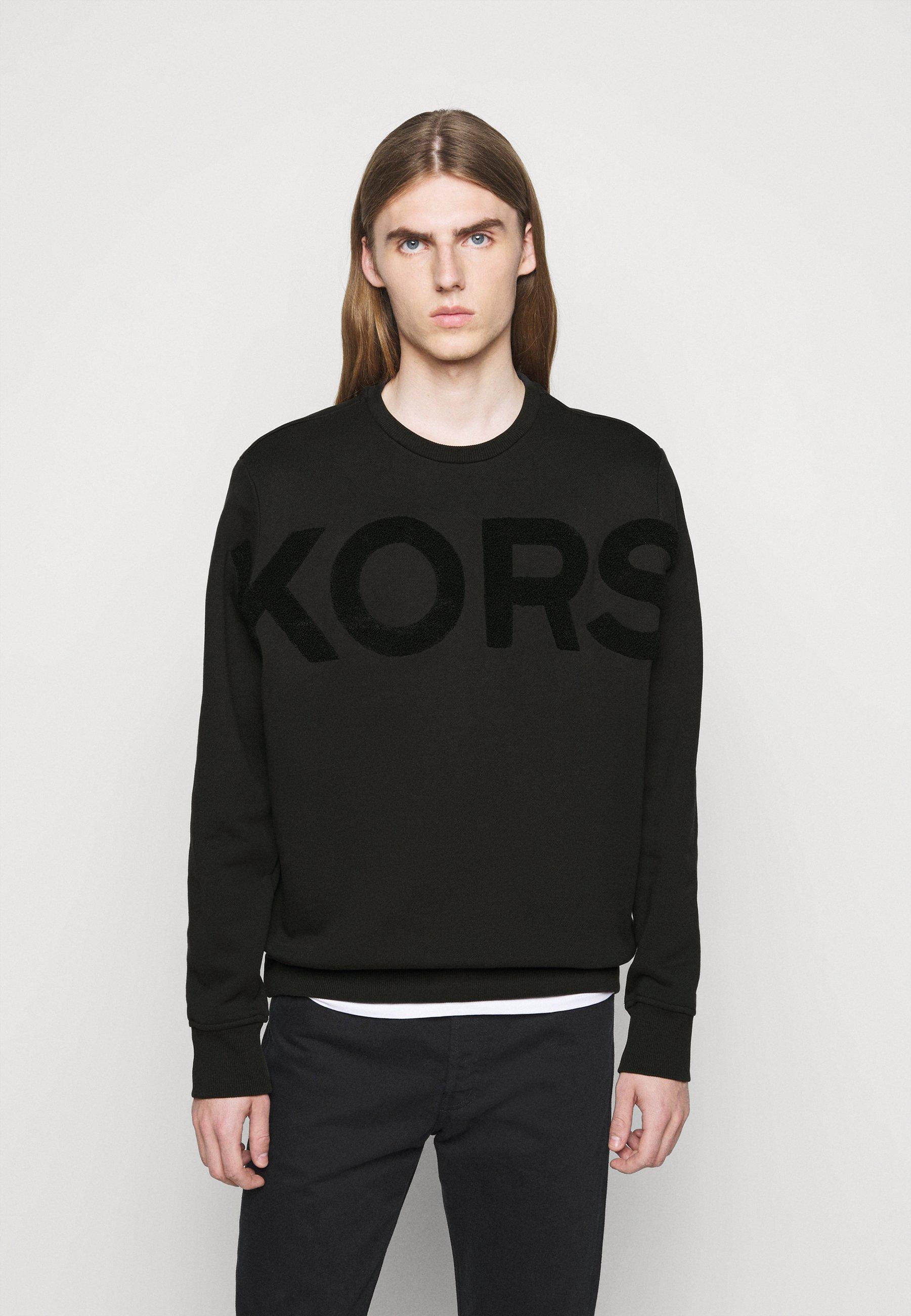 Men OVERSIZED CREWNECK - Sweatshirt