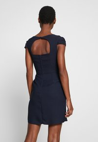 NAF NAF - DOUBANO - Shift dress - bleu marine - 2