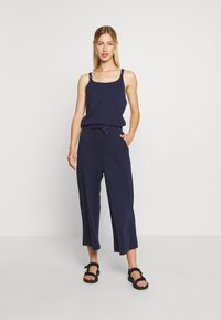 G-Star - UTILITY STRAP WMN S\LESS - Jumpsuit - sartho blue - 0