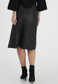 Dranella - A-line skirt - black - 2