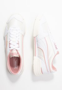 Puma - Baskets basses - white/bridal rose/marshmallow - 3