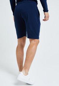 Illusive London Juniors - ILLUSIVE CORE - Shorts - navy - 2