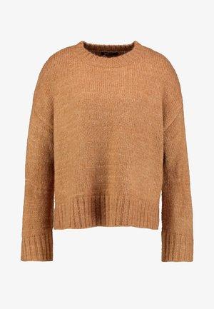IDA - Stickad tröja - thrush