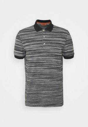 SHORT SLEEVE - Poloskjorter - black