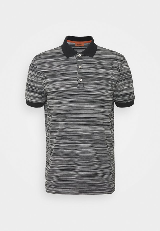 SHORT SLEEVE - Poloshirt - black