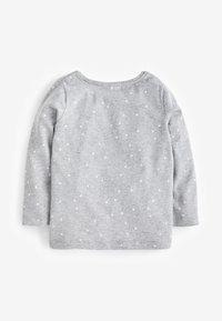 Next - Long sleeved top - grey - 1